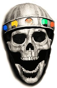 Jeffrey the skull