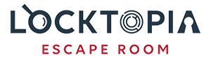 Locktopia Escape Room Houston logo