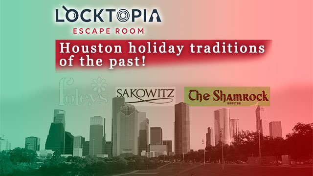 Houston holiday traditions