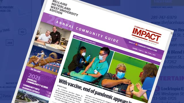 Locktopia featured in Bellaire, Meyerland and West University edition Community Impact Newspaper 2021 Annual Community Guide.