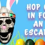 Easter promo code for Houston escape room