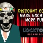 Houston escape room Friday discount promo codes