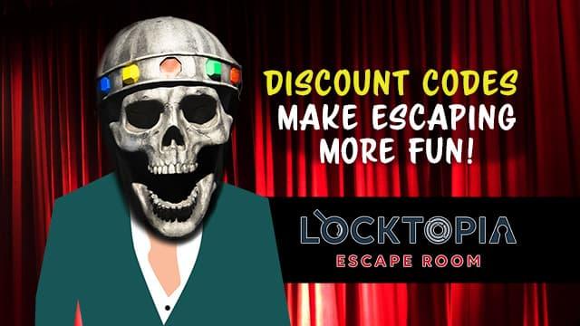 Houston escape room Friday discount promo codes