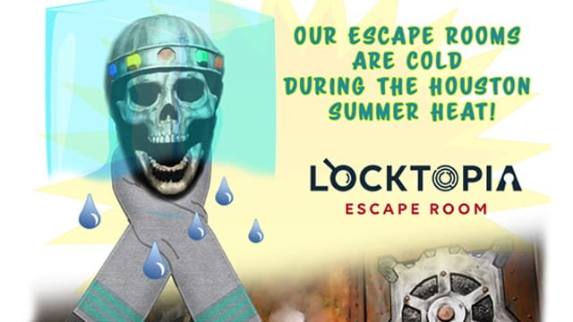 Escape Houston heat