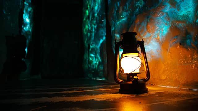 Lantern at Endurance escape room in Locktopia Houston